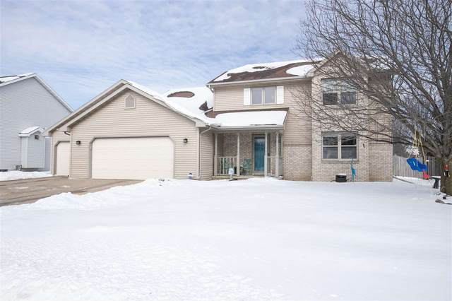 820 Kensington Road, Neenah, WI 54956 (#50235803) :: Symes Realty, LLC