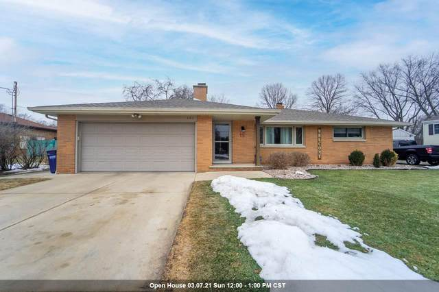 151 Vande Hei Road, Green Bay, WI 54301 (#50236200) :: Town & Country Real Estate