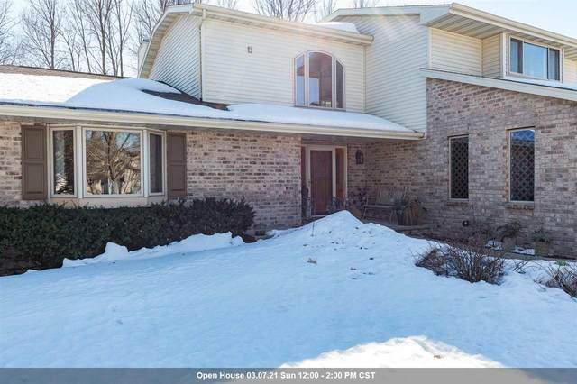 1365 Fox Burrow Court, Neenah, WI 54956 (#50236219) :: Town & Country Real Estate