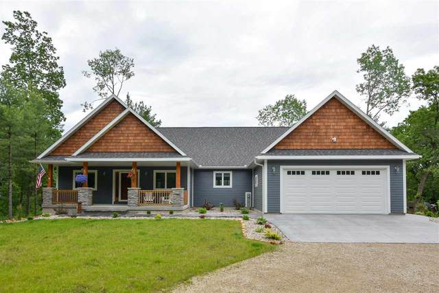 N4706 22ND Lane, Wild Rose, WI 54984 (#50236241) :: Dallaire Realty