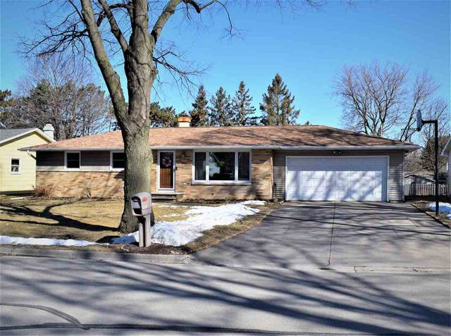 1724 Nancy Avenue, Green Bay, WI 54303 (#50236335) :: Town & Country Real Estate