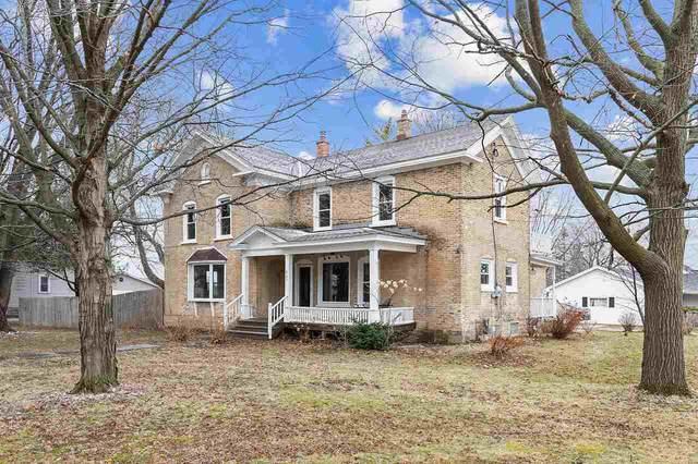 805 S Madison Street, Chilton, WI 53014 (#50236699) :: Ben Bartolazzi Real Estate Inc