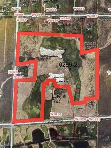 Rock Road, Hortonville, WI 54944 (#50236740) :: Ben Bartolazzi Real Estate Inc