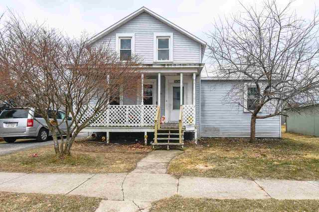 420 3RD Street, Oconto, WI 54153 (#50237142) :: Todd Wiese Homeselling System, Inc.