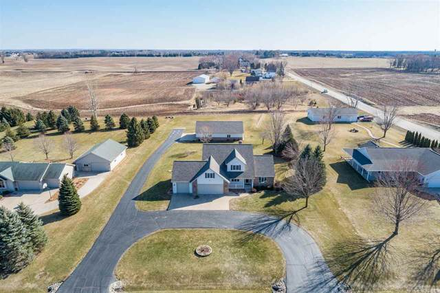 W4073 Devine Lane, Appleton, WI 54913 (#50237145) :: Symes Realty, LLC