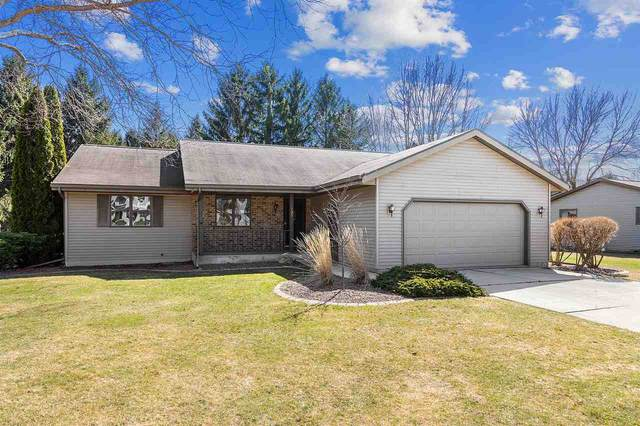 103 Raider Heights, Kiel, WI 53042 (#50237174) :: Town & Country Real Estate
