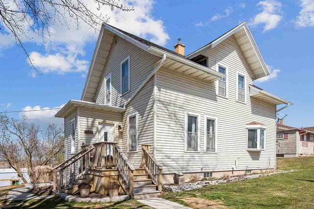 1500 Roosevelt Avenue, New Holstein, WI 53061 (#50237269) :: Todd Wiese Homeselling System, Inc.