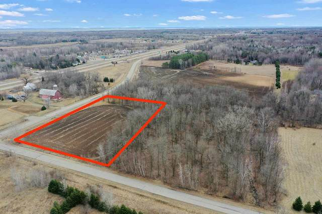 W Frontier Road, Little Suamico, WI 54141 (#50237724) :: Symes Realty, LLC