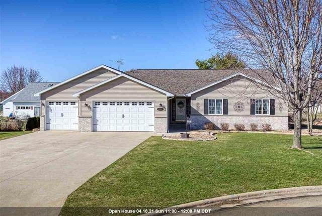 1403 Haymeadow Court, New London, WI 54961 (#50237814) :: Todd Wiese Homeselling System, Inc.