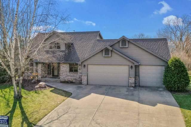 W2871 Maplewood Court, Appleton, WI 54915 (#50237853) :: Ben Bartolazzi Real Estate Inc