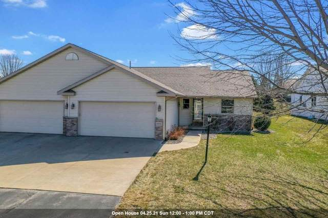 N1836 Reimer Court, Greenville, WI 54942 (#50237861) :: Symes Realty, LLC