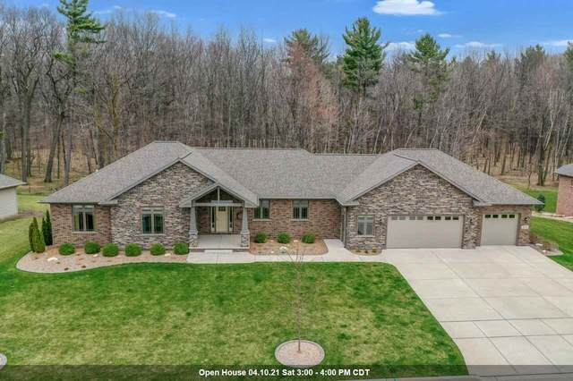 3235 W Twin Pines Court, Green Bay, WI 54311 (#50238075) :: Town & Country Real Estate