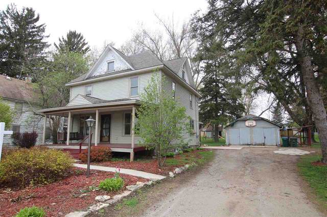 508 E Jackson Street, Ripon, WI 54971 (#50238156) :: Ben Bartolazzi Real Estate Inc