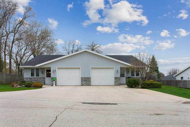 442 Saratoga Street, Chilton, WI 53014 (#50238200) :: Ben Bartolazzi Real Estate Inc