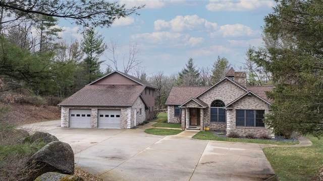 10554 Otto Road, Amherst, WI 54406 (#50238222) :: Ben Bartolazzi Real Estate Inc