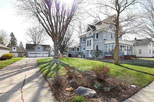 214 Cleveland Street, Brillion, WI 54110 (#50238356) :: Ben Bartolazzi Real Estate Inc