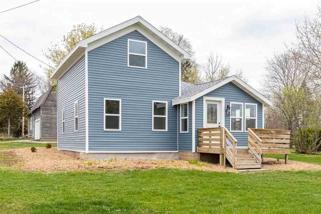 501 E River Drive, Omro, WI 54963 (#50238392) :: Ben Bartolazzi Real Estate Inc