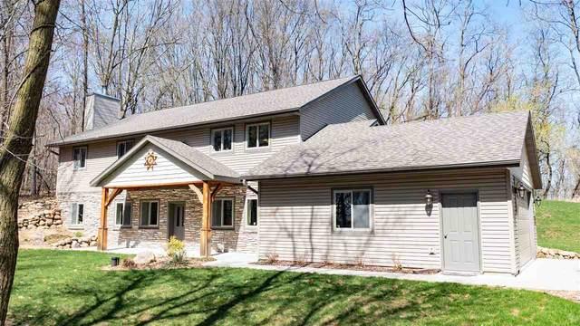 N2703 Hwy E, Waupaca, WI 54981 (#50238466) :: Ben Bartolazzi Real Estate Inc