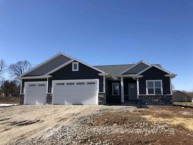N1642 Kas Drive, Greenville, WI 54942 (#50238534) :: Carolyn Stark Real Estate Team