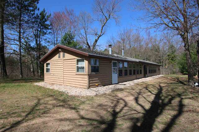 N7797 Tuttle Lake Road, Neshkoro, WI 54960 (#50238561) :: Todd Wiese Homeselling System, Inc.