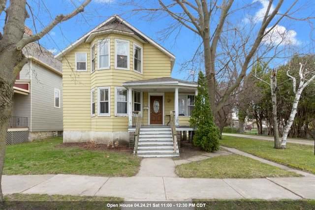 414 School Street, Oconto, WI 54153 (#50238635) :: Carolyn Stark Real Estate Team