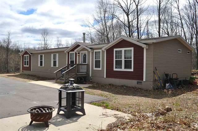 W15256 Berg Road, Tigerton, WI 54486 (#50238645) :: Ben Bartolazzi Real Estate Inc