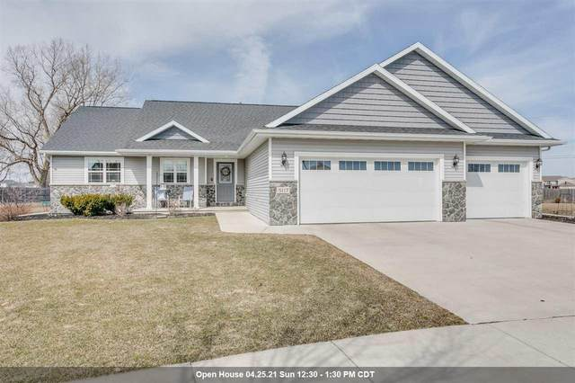 5117 N Applebend Drive, Appleton, WI 54913 (#50238649) :: Ben Bartolazzi Real Estate Inc