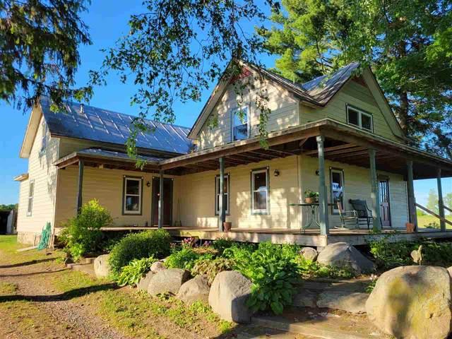 E8558 Steenbock Road, Clintonville, WI 54929 (#50238701) :: Carolyn Stark Real Estate Team