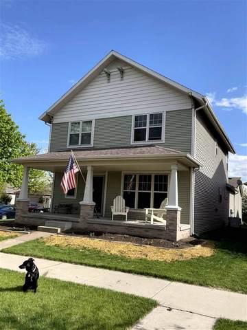 1573 Wild Iris Street, Sun Prairie, WI 53590 (#50238702) :: Town & Country Real Estate