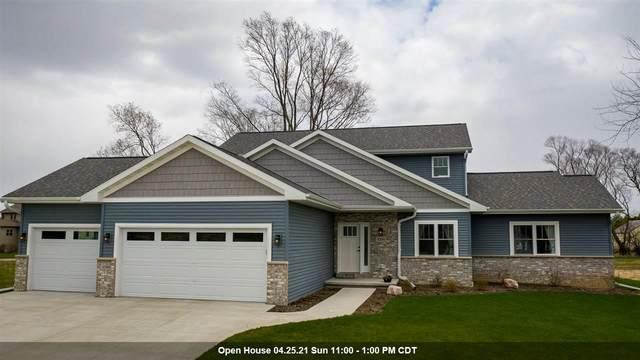 4294 N Crane Drive, Appleton, WI 54914 (#50238757) :: Symes Realty, LLC