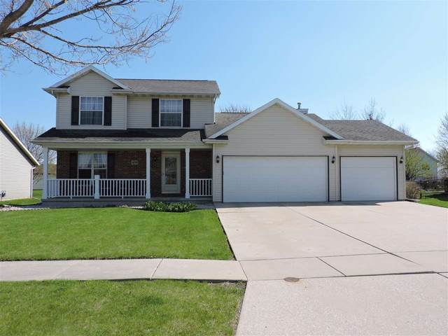 459 Rockrose Drive, Fond Du Lac, WI 54935 (#50238835) :: Town & Country Real Estate