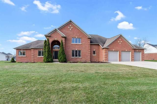 230 Oak Brook Drive, Pulaski, WI 54162 (#50238868) :: Carolyn Stark Real Estate Team