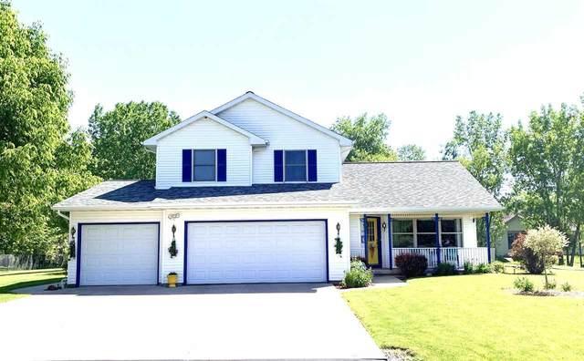 2226 Willow Way Drive, Oshkosh, WI 54904 (#50238958) :: Ben Bartolazzi Real Estate Inc