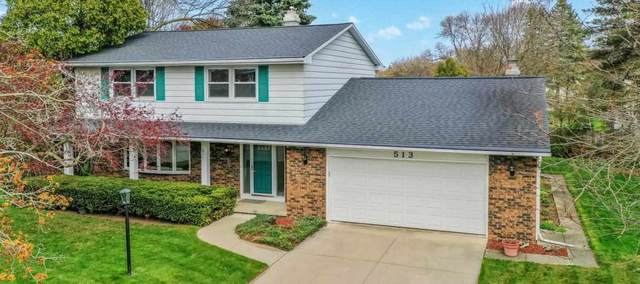 513 Ridgeview Court, Green Bay, WI 54301 (#50239184) :: Todd Wiese Homeselling System, Inc.