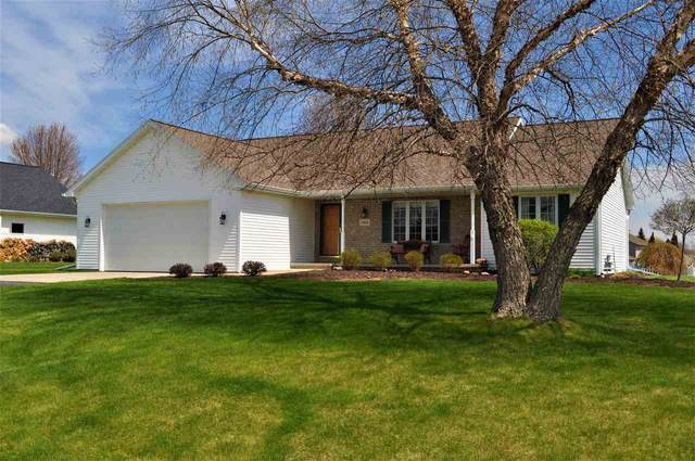 2918 Cinnamon Ridge Trail, Green Bay, WI 54313 (#50239327) :: Town & Country Real Estate