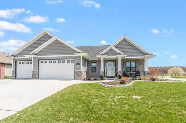 2820 Travertine Court, Green Bay, WI 54311 (#50239349) :: Town & Country Real Estate