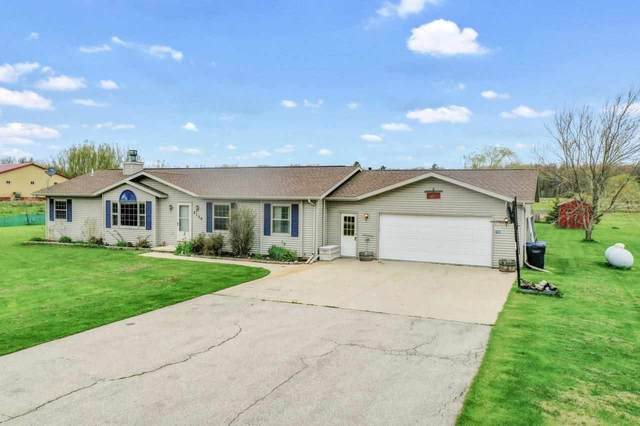 W2130 Culbertson Road, Seymour, WI 54165 (#50239399) :: Town & Country Real Estate