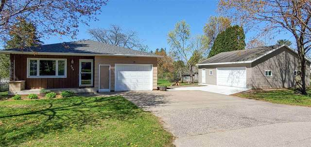 204 W High Street, Weyauwega, WI 54983 (#50239409) :: Carolyn Stark Real Estate Team