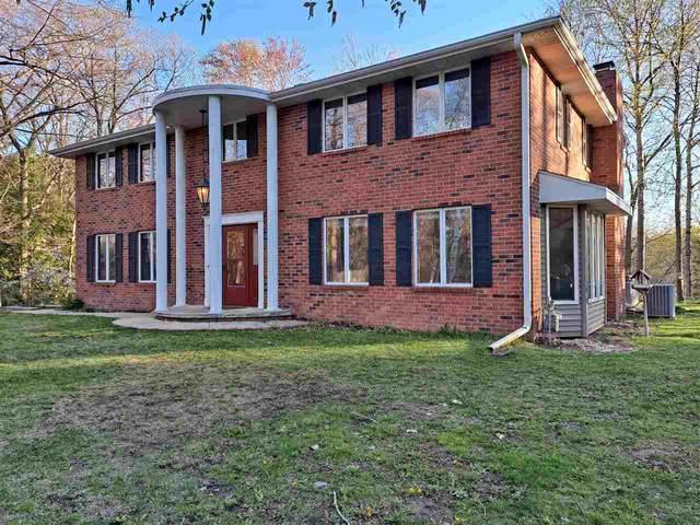 4568 Creek Valley Lane, Oneida, WI 54155 (#50239416) :: Carolyn Stark Real Estate Team