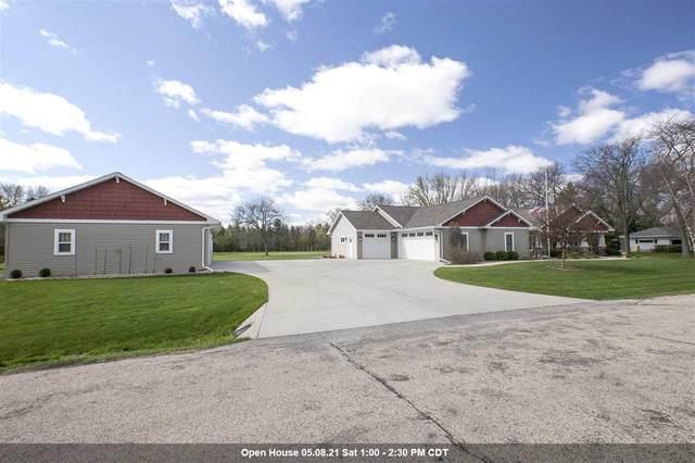 3441 W Tillman Street, Appleton, WI 54914 (#50239419) :: Todd Wiese Homeselling System, Inc.
