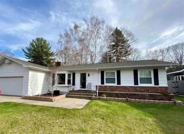 3821 Irving Street, Marinette, WI 54143 (#50239470) :: Ben Bartolazzi Real Estate Inc