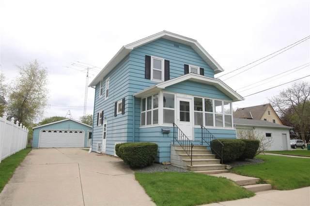 104 Bischoff Street, Fond Du Lac, WI 54935 (#50239491) :: Carolyn Stark Real Estate Team