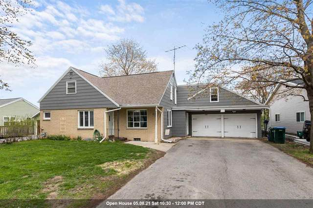 2616 N William Street, Appleton, WI 54914 (#50239506) :: Todd Wiese Homeselling System, Inc.