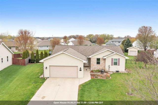 1583 Mcrae Place, Green Bay, WI 54311 (#50239583) :: Symes Realty, LLC