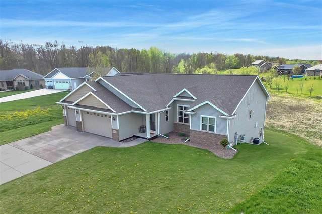 N1753 Baileys Harbor Court, Greenville, WI 54942 (#50239620) :: Carolyn Stark Real Estate Team