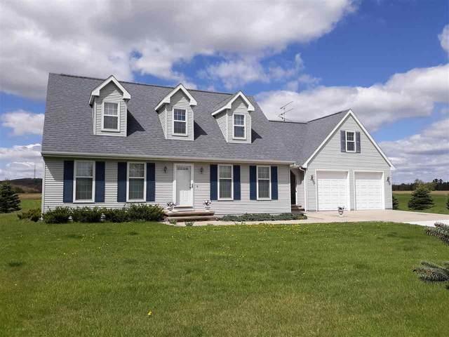 N6365 Lake Breeze Lane, Scandinavia, WI 54977 (#50239639) :: Town & Country Real Estate