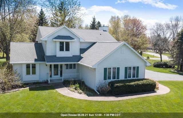 N8169 Meadow Drive, Fond Du Lac, WI 54935 (#50239654) :: Carolyn Stark Real Estate Team