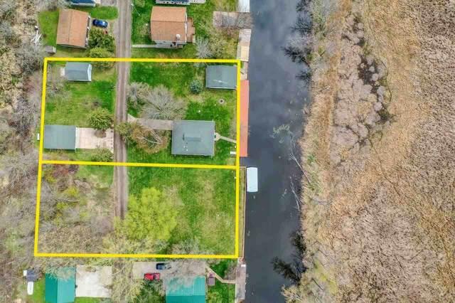 Cut Off Lane, Larsen, WI 54947 (#50239719) :: Ben Bartolazzi Real Estate Inc