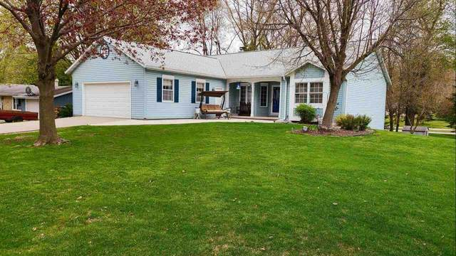 1809 Canary Lane, Green Bay, WI 54304 (#50239759) :: Town & Country Real Estate