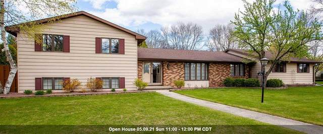 485 Stella Vista Drive, Green Bay, WI 54302 (#50239780) :: Town & Country Real Estate